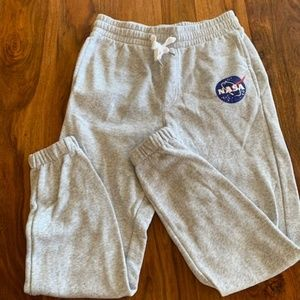Brand new H&M NASA sweatpants NWOT